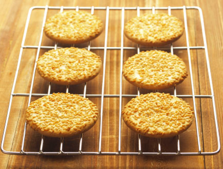 עוגיות שומשום (צילום: zkruger, Istock)