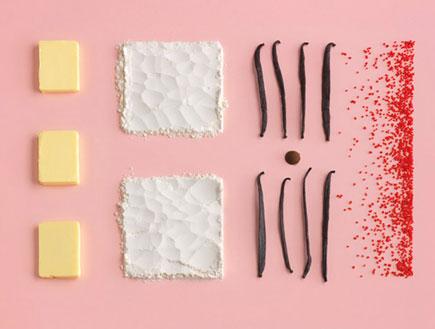 מתכון1 - מרכיבים (צילום: Carl Kleiner, homemade is best, IKEA)