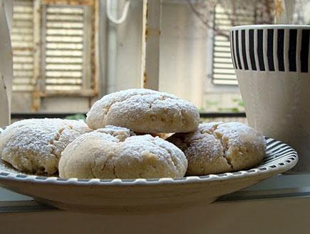עוגיות טחינה (צילום: תומר פרת)
