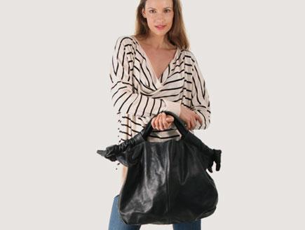 תיק של MAL BAGS (צילום: styleriver)