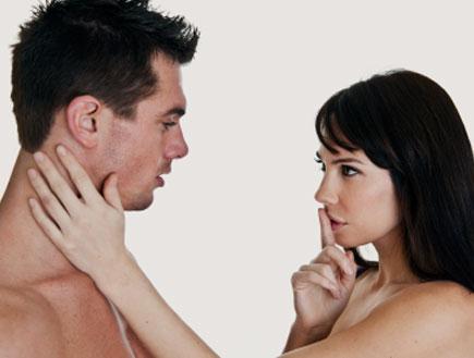 אישה בוגדת בבעלה 1 (צילום: John Sommer, Istock)