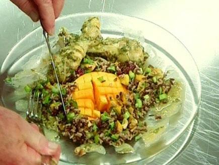 המנה של אראלה קנושי