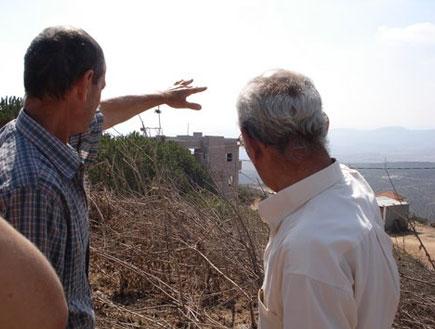 תצפית אום אל פאחם ואדי ערה (צילום: משפחת יחיאלי)