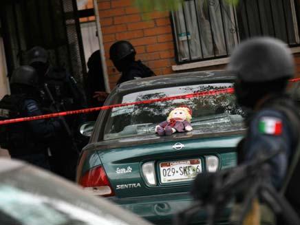 רצח ישראלים במקסיקו (צילום: חדשות 2)