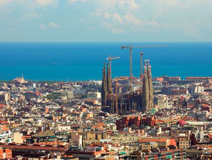 ברצלונה (צילום: istockphoto)