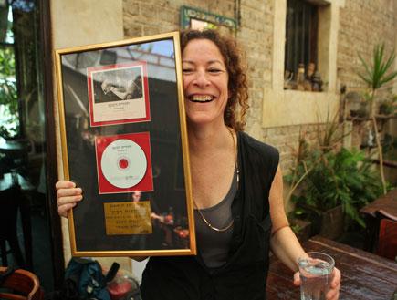 יהודית רביץ, אלבום זהב (צילום: ניר סגל)