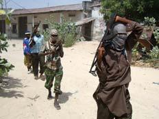אנשי מיליציה באפריקה. ארכיון