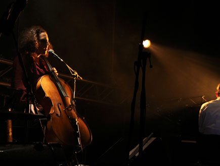 מיה בלזיצמן הופעה 1 (צילום: סיון כהן)