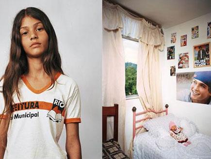 תאיס - איפה ילדים ישנים (צילום: Telegraph)