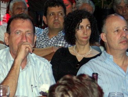 רון חולדאי וצחי הנגבי (משה חרמון)