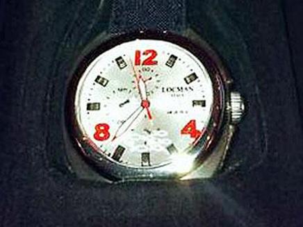 השעון של ברלוסקוני עבר הלאה (צילום: טלגרף)