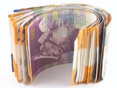 כסף (צילום: Vladimir1965, Istock)