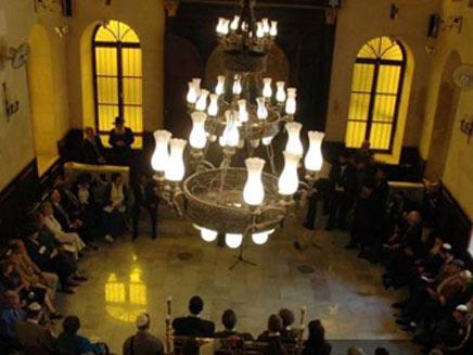 חשד למעשים מגונים בבית הכנסת, אילוסטרציה (צילום: חדשות 2)