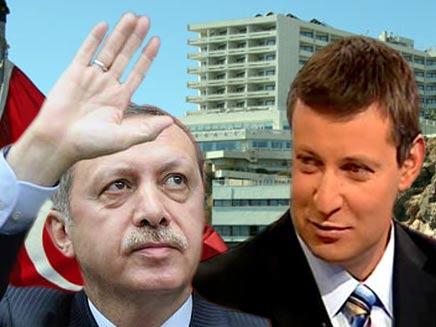 קריאה של שר התיירות להחרים את הטורקים (צילום: חדשות 2, AP)