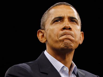 מסופק. הנשיא אובמה (צילום: רויטרס)