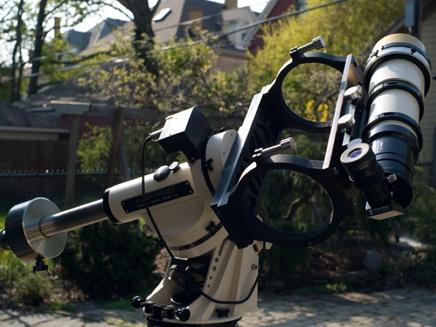 הכינו את הטלסקופים - שישי ב-21:30 (צילום: אלן פרידמן)