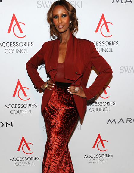 iman (צילום: Jamie McCarthy, GettyImages IL)