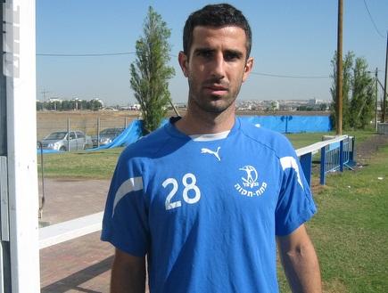 """יגאל אנטבי. יוכל לשחק נגד בית&""""ר ירושלים (דרור רוזנפלד) (צילום: מערכת ONE)"""