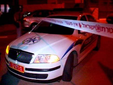 נורו לאחר שהעירו לנהג. ארכיון (צילום: חדשות 2)