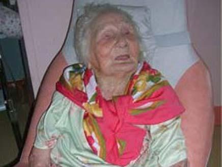 בשיבה טובה: האישה הזקנה בעולם הלכה לעולמה בגיל 114 (צילום: whatsonxiamen)