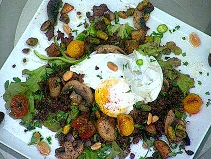 הביצה של מוסא (תמונת AVI: מאסטר שף)