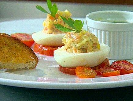 הביצה של סמדי (תמונת AVI: מאסטר שף)