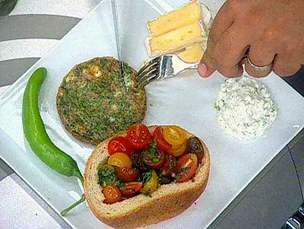 הביצה של גלית (תמונת AVI: מאסטר שף)