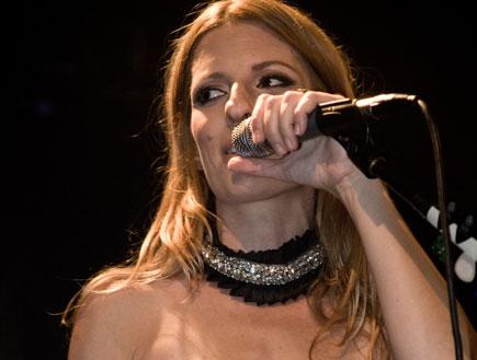 דנה ברגר הופעה 3 (צילום: יעל שמר)
