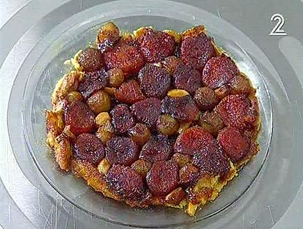 המנה של איציק (תמונת AVI: מאסטר שף)
