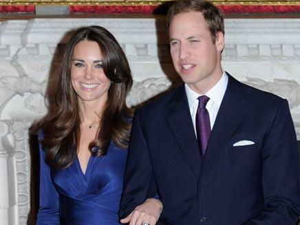 הנסיך וויליאם וקייט מידלטון (צילום: רויטרס)