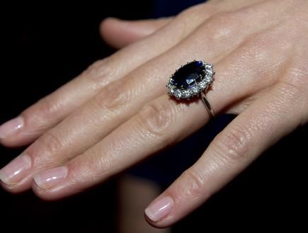 טבעת האירוסין של קייט מידלטון
