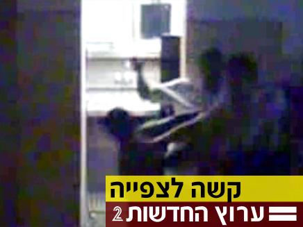 התעללות בבתי הכלא הצבאיים (צילום: חדשות 2)