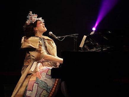 מארינה מקסימיליאן בלומין, פסטיבל הפסנתר 3 (צילום: נועה מגר)