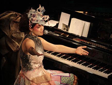 מארינה מקסימיליאן בלומין, פסטיבל הפסנתר 9 (צילום: נועה מגר)