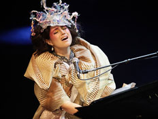 מארינה מקסימיליאן בלומין, פסטיבל הפסנתר