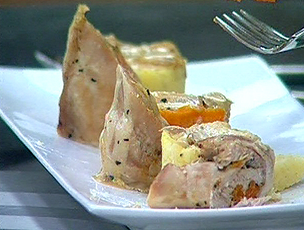 המנה של מוסא (תמונת AVI: מאסטר שף)