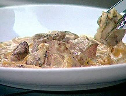 המנה של מוסא 2 (תמונת AVI: מאסטר שף)