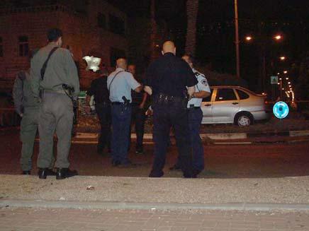 זירת פשע, ארכיון (צילום: sonara.net)