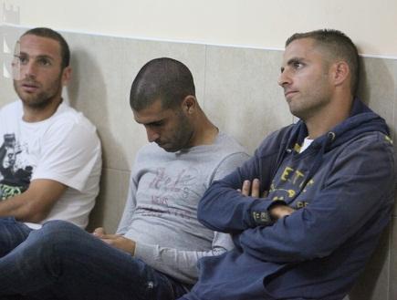 טל חן, יניב לוזון ולירן כהן, היום (עמית מצפה) (צילום: מערכת ONE)