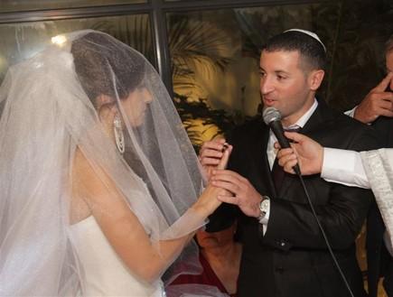 חתונה של עידן קפון (צילום: רפי דלויה)
