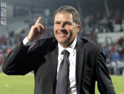 אלי גוטמן. המאמן הבא של נבחרת ישראל (יוסי ציפקיס) (צילום: מערכת ONE)