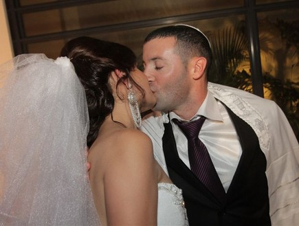 עידן קפון חתונה (צילום: רפי דלויה)