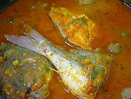 מרק הדגים של חיים כהן