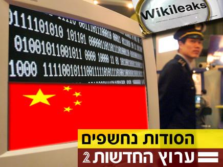 מחשב סיני ויקליק (צילום: רויטרס, חדשות 2 עיבוד תמונה)