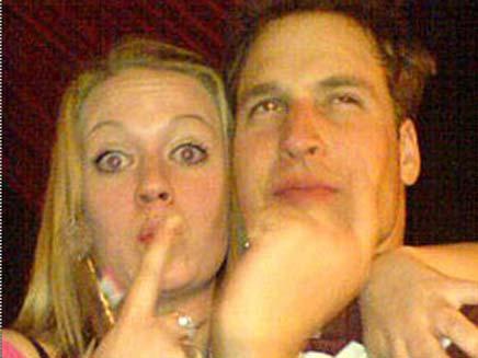 וויליאם וליסה אגר, 2007 (צילום: סאן)