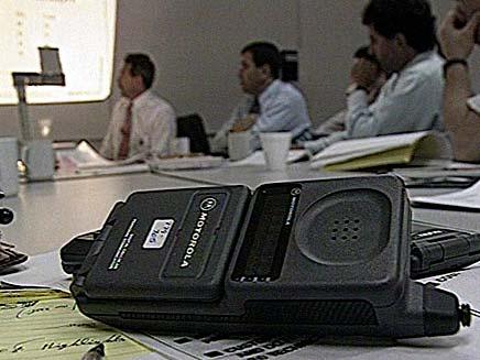 טלפון סלולארי ישן של סלקום (צילום: חדשות 2)