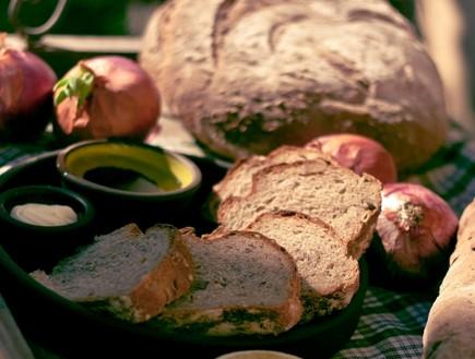 לחם שיפון ופירות יבשים (צילום:  יחסי ציבור )
