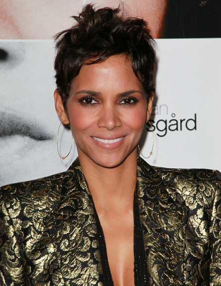 Halle Berry - שיער קצר (צילום: David Livingston, GettyImages IL)