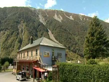 העיירה בניו זילנד. יש קונים? (צילום: חדשות 2)