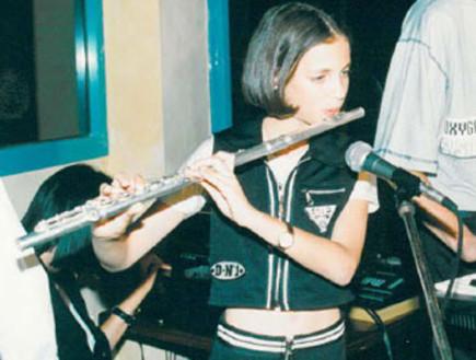 סיון אברהמי - תמונת ילדות